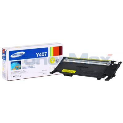 SAMSUNG CLP-320 TONER CARTRIDGE YELLOW